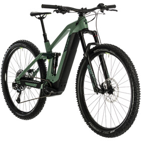 Cube Stereo Hybrid 140 HPC Race 500, green/sharp green